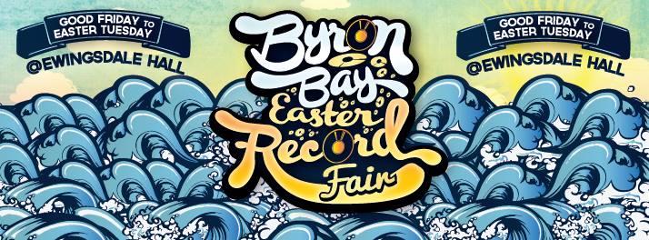 byron bay record fair